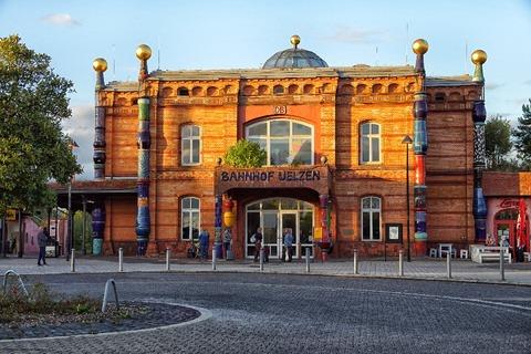 Bahnhof Üelzen